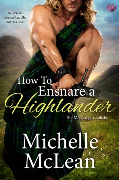 Book 2 in The MacGregor Lairds series