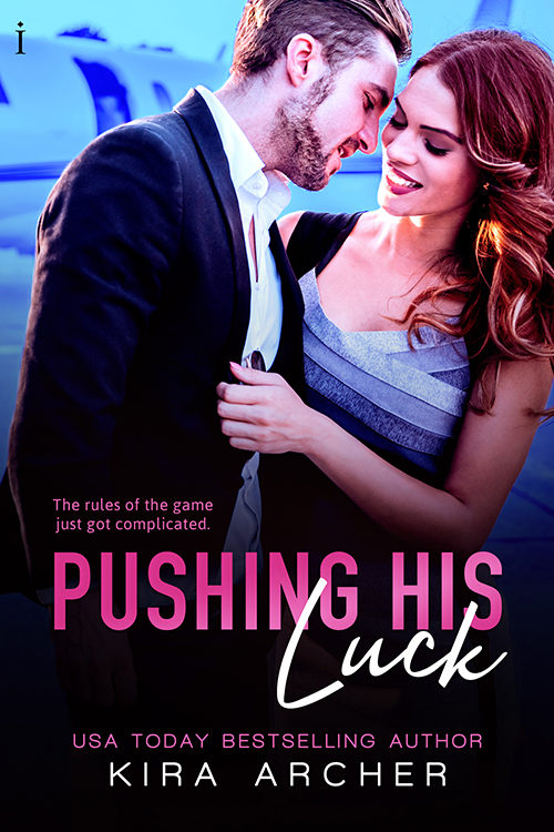 Pushing His Luck cover
